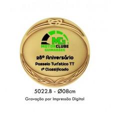 MEDALHÃO + ESTOJO REF. 5022B