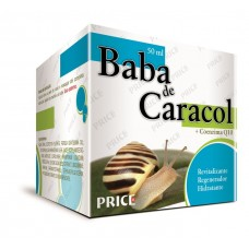 CREME BABA DE CARACOL ROSTO 50ml - FHARMONAT
