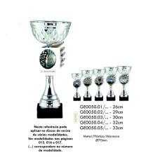 TAÇAS CARROS - KARTING REF. GE0050