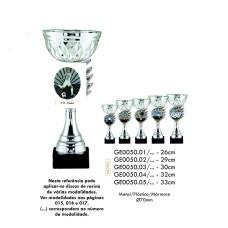 TAÇAS FUTEBOL REF. GE0050
