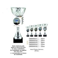 TAÇAS GUARDA-REDES REF. GE0050