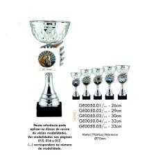 TAÇAS HIPISMO REF. GE0050