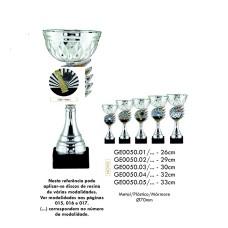 TAÇAS MALHA REF. GE0050