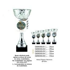 TAÇAS VOLEIBOL REF. GE0050