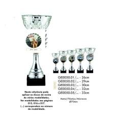 TAÇAS CARTAS REF. GE0050