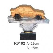 TROFÉUS CARROS REF. R0102 TT